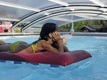 Abri de piscine Mezzo