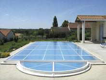Abri de piscine Primo Plat