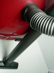 Nettoyeur rouge flexible