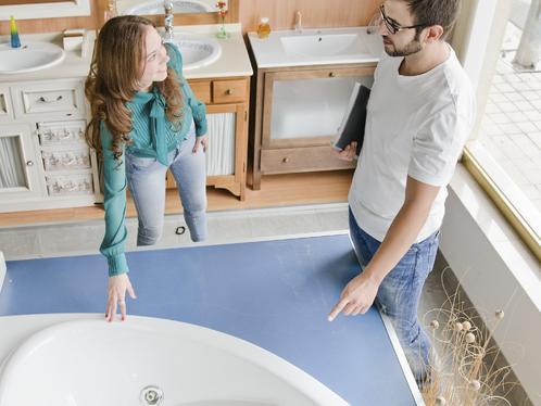 Achat salle de bain o acheter votre salle de bain - Faire sa salle de bain soi meme ...