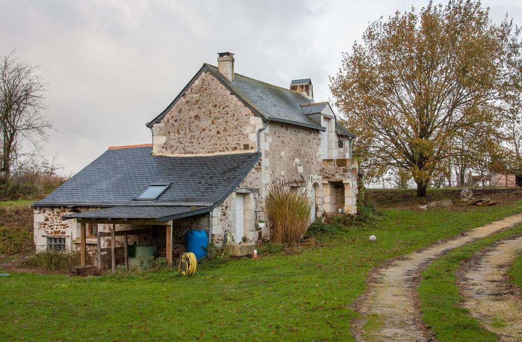 R novation d 39 une ferme pr alables avant de se lancer - Renovation d une vieille maison ...