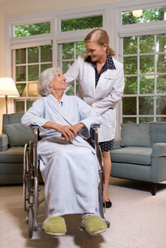 Aide soignante a domicile