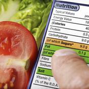 Composants nutritifs et tomate