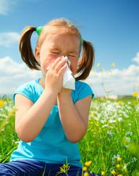 Les symptômes de l'allergie