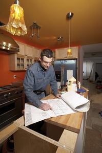 Renovation plan de travail cuisine