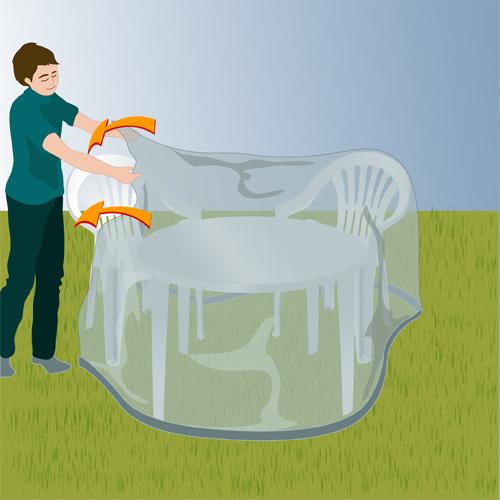 nettoyer des meubles de jardin en plastique am nagement de jardin. Black Bedroom Furniture Sets. Home Design Ideas