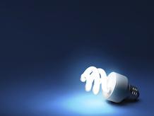 Ampoule à économie d'énergie
