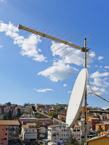 Installation antenne TV