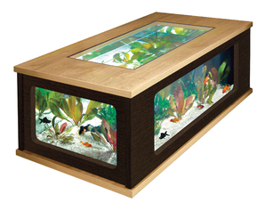 table basse aquarium conseils pour acheter sa table basse. Black Bedroom Furniture Sets. Home Design Ideas