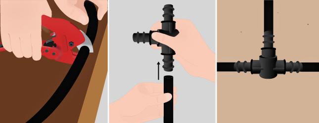 Installer un arrosage goutte goutte arrosage - Arrosage goute a goute ...