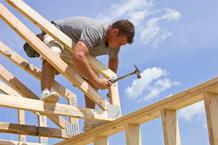 Construction de maison et gaz