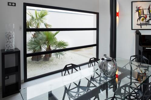 Baie vitree fixe ooreka - Remplacer porte de garage par baie vitree ...