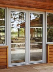 Porte fenetre aluminium prix et mod les de porte fenetre alu for Porte vitree aluminium