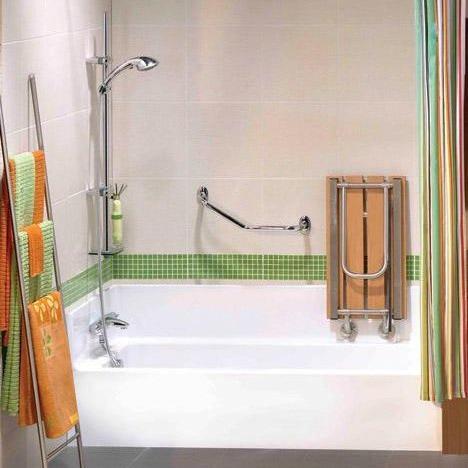 Accessoires pour baignoire porte prix ooreka for Baignoire et accessoires
