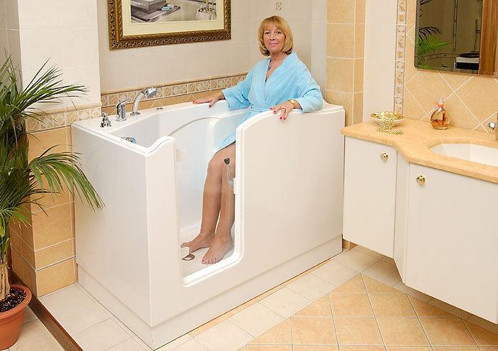 baignoire assise prix et mod les ooreka. Black Bedroom Furniture Sets. Home Design Ideas