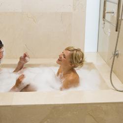 Baignoire pour deux