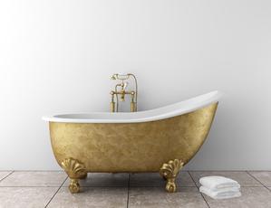 Installation baignoire tout sur l 39 installation d une for Peut on repeindre une baignoire