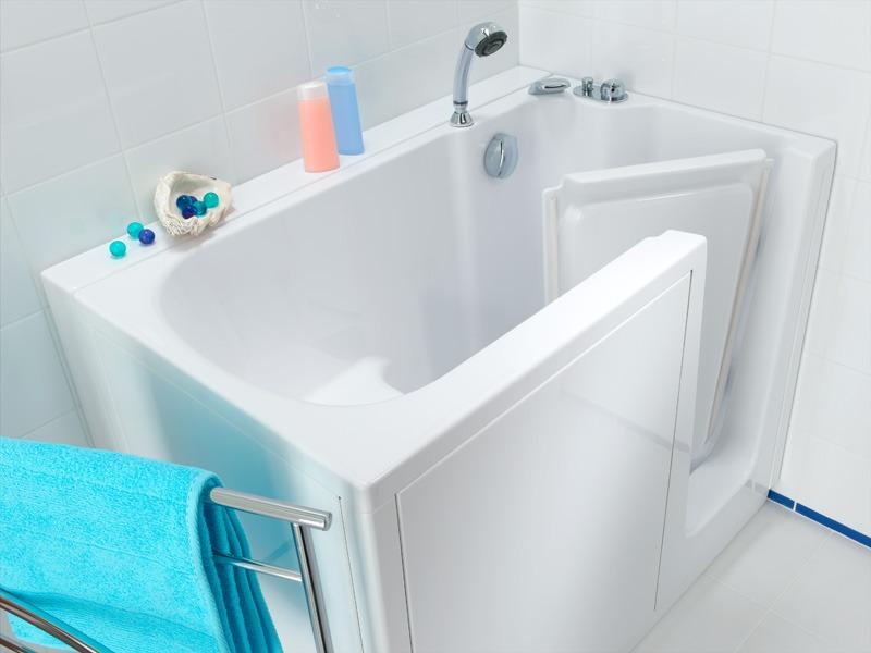 mat riaux des baignoires porte ooreka. Black Bedroom Furniture Sets. Home Design Ideas