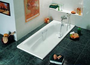 Baignoire au sol installation ooreka for Peut on repeindre une baignoire