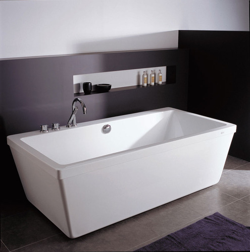 Salle de bain accessoires et meubles de salle de bain for Salle de bain rectangulaire