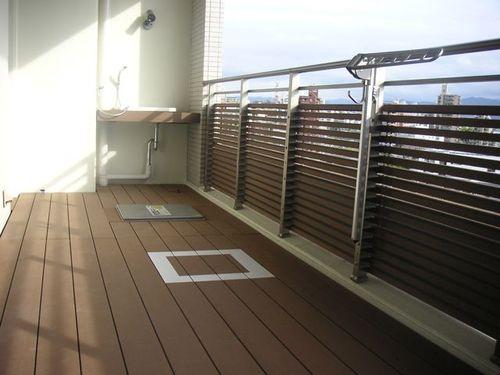 Terrasse en bois  lame, dalle et aménagement de terrasse