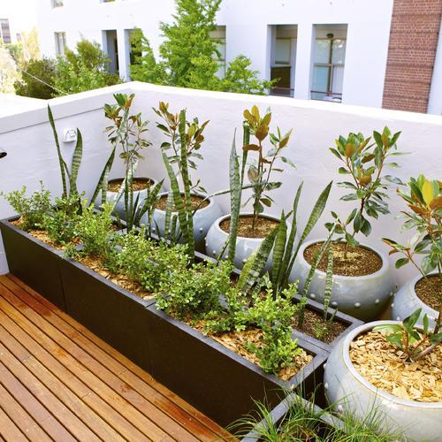 Préparer son balcon pour l'hiver
