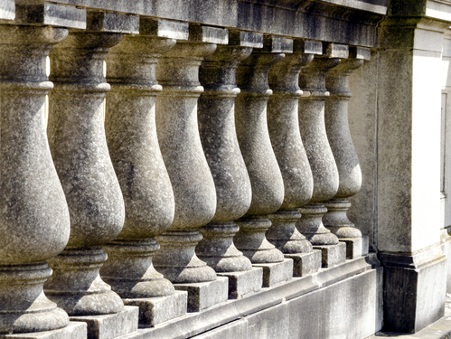 Moule balustre faire sa barri re soi m me ooreka - Main courante pour balustre beton ...