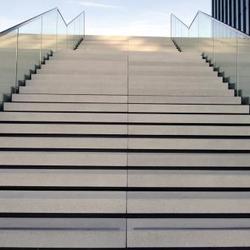 Revêtement d'escalier exterieur