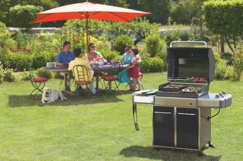 barbecue avec couvercle prix et mod les ooreka. Black Bedroom Furniture Sets. Home Design Ideas