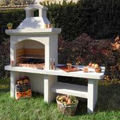 comment fabriquer une hotte de barbecue ooreka. Black Bedroom Furniture Sets. Home Design Ideas