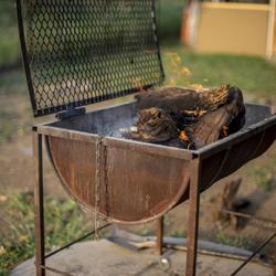 barbecue demi tonneau pas cher. Black Bedroom Furniture Sets. Home Design Ideas