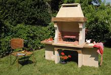 Barbecue fixe prix et mod les ooreka for Barbecue de jardin fixe
