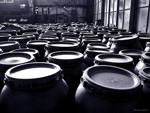 Refiom le traitement des d chets toxiques refiom ou refidi - Traitement savon noir bicarbonate ...