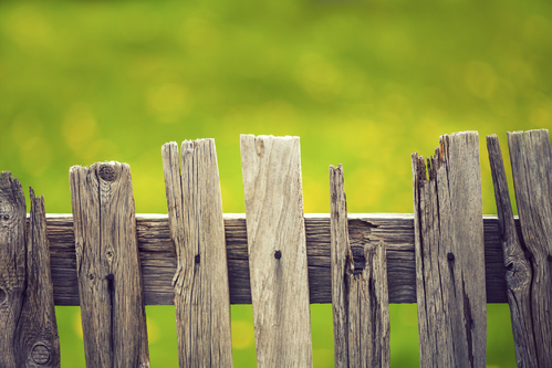 Barri re jardin prix et mod les ooreka for Barriere pour jardin