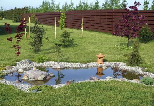 Bulleur Pour Bassin Utilit Et Prix Ooreka Bassin De Jardin Reglementation