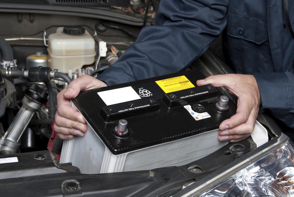 batterie voiture 974