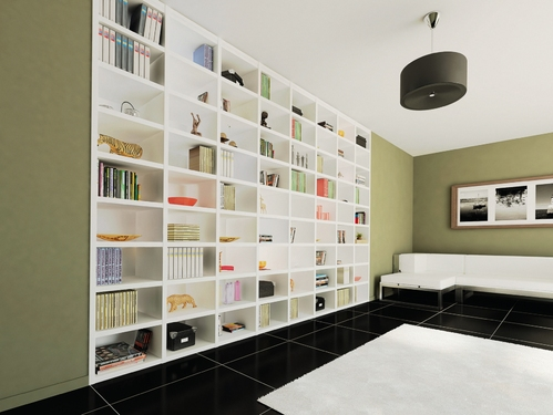 meuble biblioth que ooreka. Black Bedroom Furniture Sets. Home Design Ideas