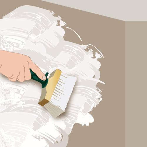 Fabriquer un badigeon au blanc de Meudon
