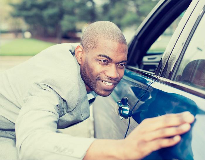 Dossier pour vendre une voiture