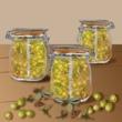 Mettre en bocal les olives du jardin