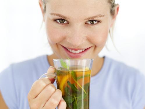 Boire du thé pour maigrir