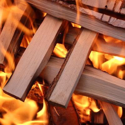 Bûchettes allume-feu