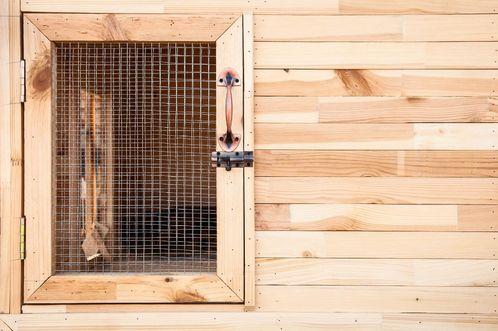 Construire son poulailler en bois