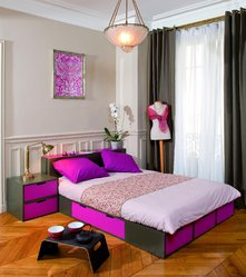 boite rangement infos sur le rangement sous le lit. Black Bedroom Furniture Sets. Home Design Ideas