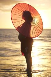 Le bonheur procuré par la grossesse