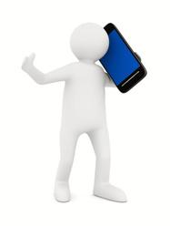 Accessoire de téléphone portable