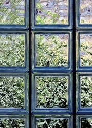 Brique de verre comment monter un mur ooreka - Fenetre carreaux de verre ...