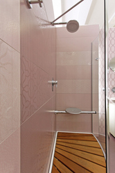 caillebotis de douche mod les et prix ooreka. Black Bedroom Furniture Sets. Home Design Ideas