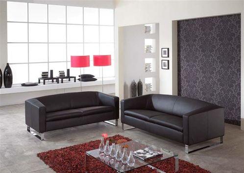 Canapé simili-cuir