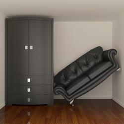 Canapé sur mesure
